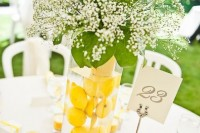 22 Juicy Ideas To Incorporate Lemons Into Your Wedding17