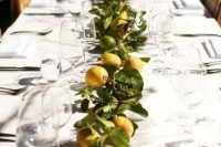22 Juicy Ideas To Incorporate Lemons Into Your Wedding3