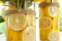 22 Juicy Ideas To Incorporate Lemons Into Your Wedding4