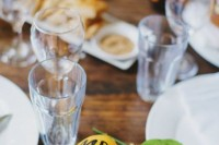 22 Juicy Ideas To Incorporate Lemons Into Your Wedding5