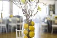 22 Juicy Ideas To Incorporate Lemons Into Your Wedding9