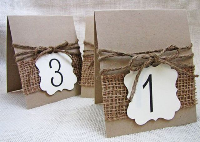 Picture Of Cozy Ideas Of Using Twine At Rustic Weddings 15