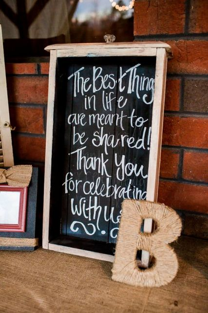 Picture Of Cozy Ideas Of Using Twine At Rustic Weddings 21