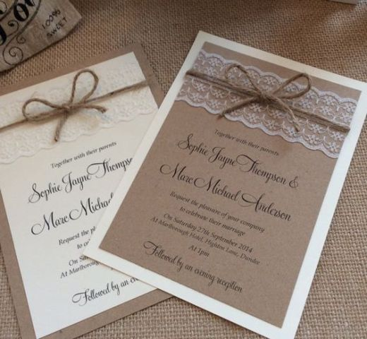 Picture Of Cozy Ideas Of Using Twine At Rustic Weddings 7