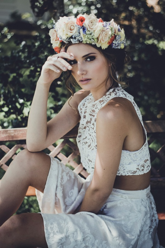 Romantic Spring Bohemian Bridal Looks To Get Inspired