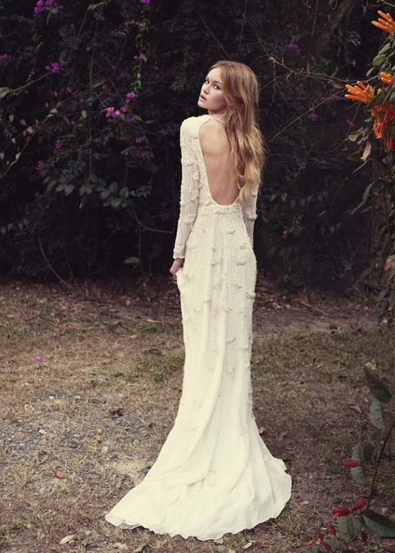 25 Romantic Spring Bohemian Bridal Looks To Get Inspired ...