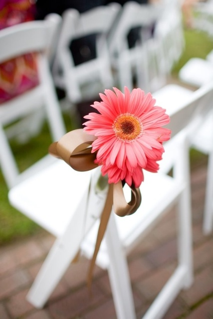 30 Colorful Ideas To Incorporate Gerberas Into Your Wedding