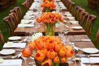 42 Beautiful Ideas To Incorporate Tulips Into Your Wedding 23