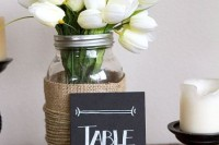 42 Beautiful Ideas To Incorporate Tulips Into Your Wedding 36
