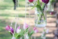 42 Beautiful Ideas To Incorporate Tulips Into Your Wedding 4