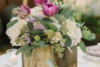 42 Beautiful Ideas To Incorporate Tulips Into Your Wedding 5