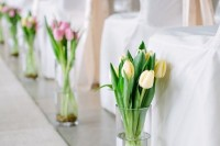 42 Beautiful Ideas To Incorporate Tulips Into Your Wedding 6