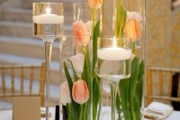 42 Beautiful Ideas To Incorporate Tulips Into Your Wedding 7