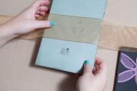 Cute DIY Wedding Card Mini-Album10