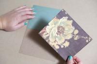 Cute DIY Wedding Card Mini-Album8
