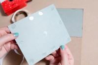 Cute DIY Wedding Card Mini-Album9