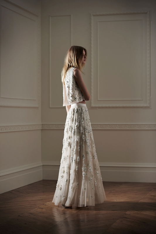 Beautiful Embellished Gowns From Needle & Thread London 2016 Collection