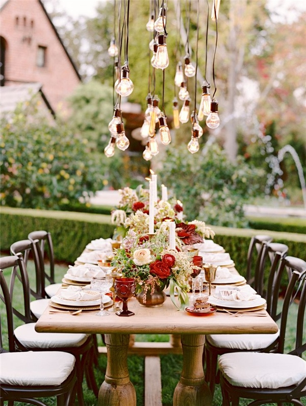 The Best Wedding Decor Inspirations Of January 2016