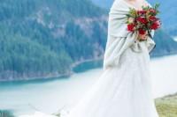 breathtakingly-beautiful-cliffside-bridal-shoot-on-dablo-lake-11