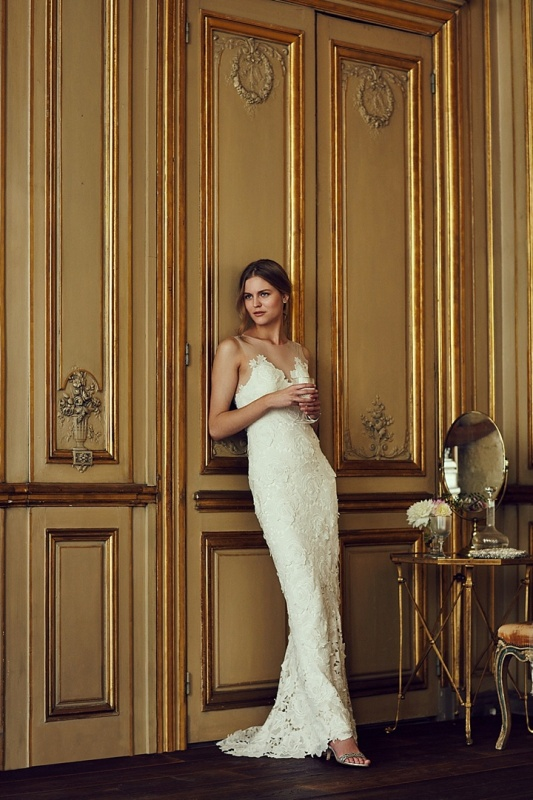 Picture Of exquisite spring 2016 bridal dresses collection from bhldn  1