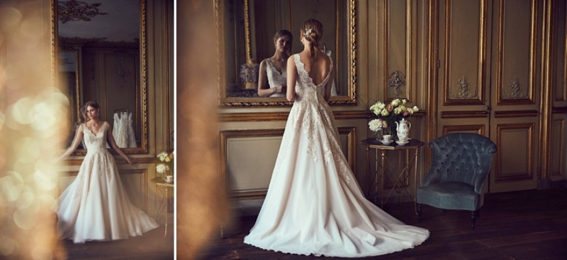 Picture Of exquisite spring 2016 bridal dresses collection from bhldn  12