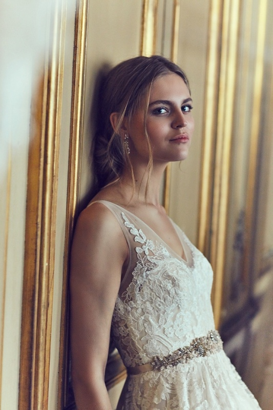 Picture Of exquisite spring 2016 bridal dresses collection from bhldn  13