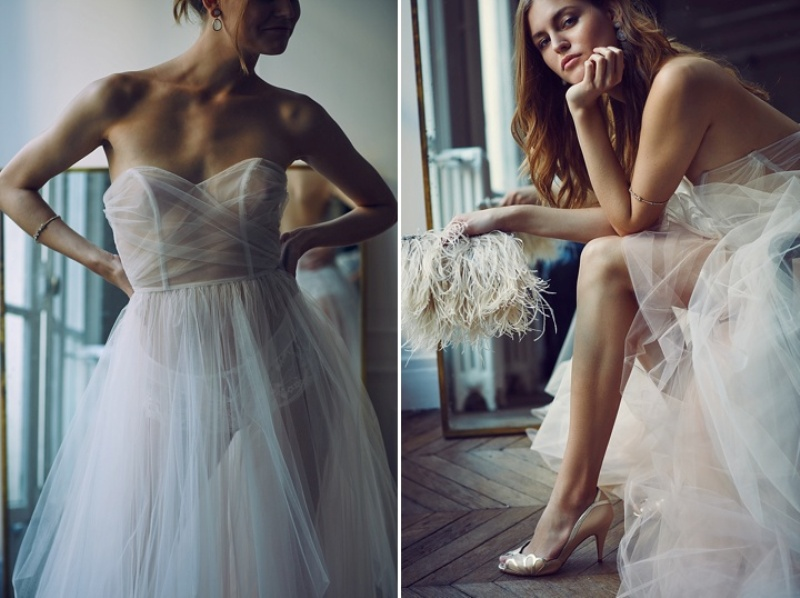 Picture Of exquisite spring 2016 bridal dresses collection from bhldn  16