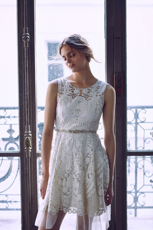 Exquisite Spring 2016 Bridal Dresses Collection From BHLDN