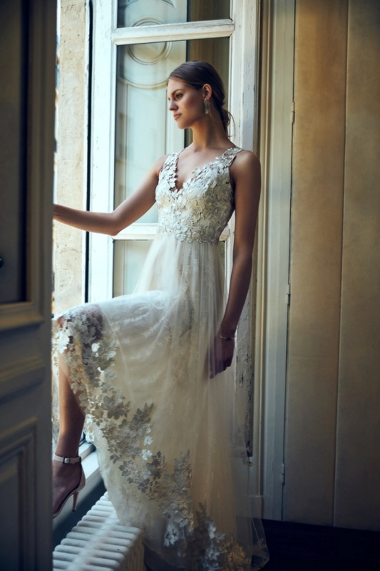 Picture Of exquisite spring 2016 bridal dresses collection from bhldn  7