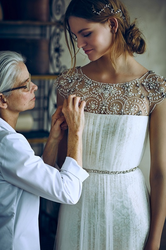 Picture Of exquisite spring 2016 bridal dresses collection from bhldn  8