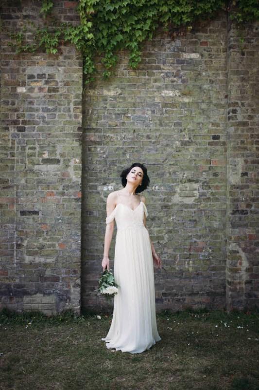 French Chic La Poésie Bridal 2016 Collection