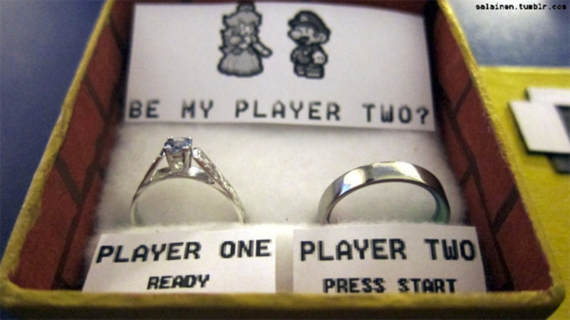 Picture Of how to pop a question 20 creative ideas to propose  17