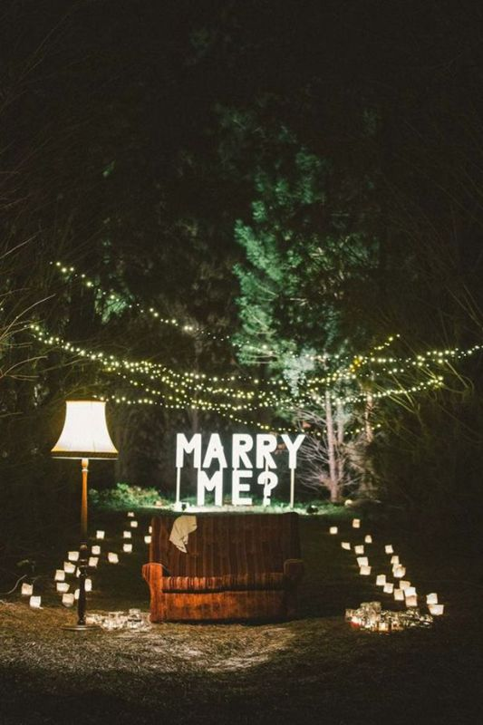 How To Pop A Question: 20 Creative Proposal Ideas