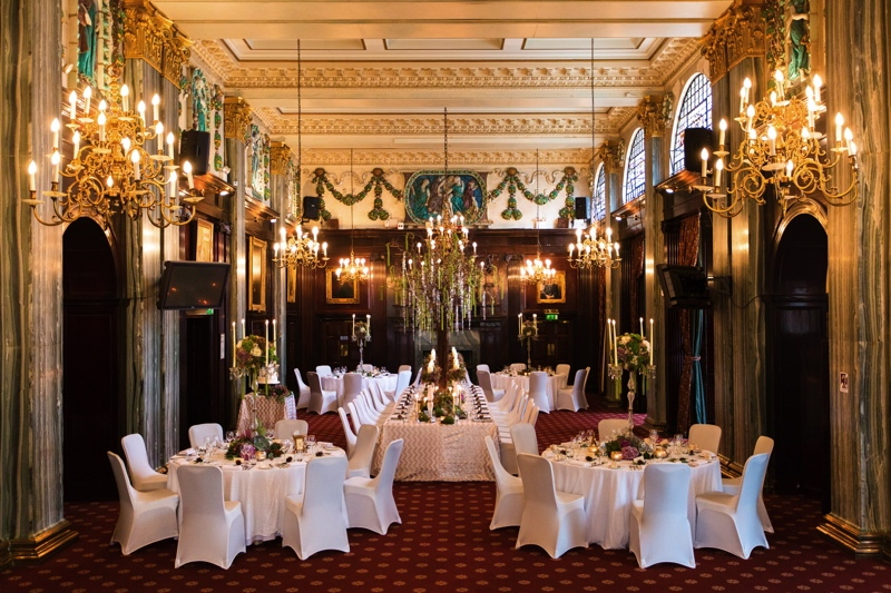 Picture Of luxurious winter opulence wedding styled shoot  10