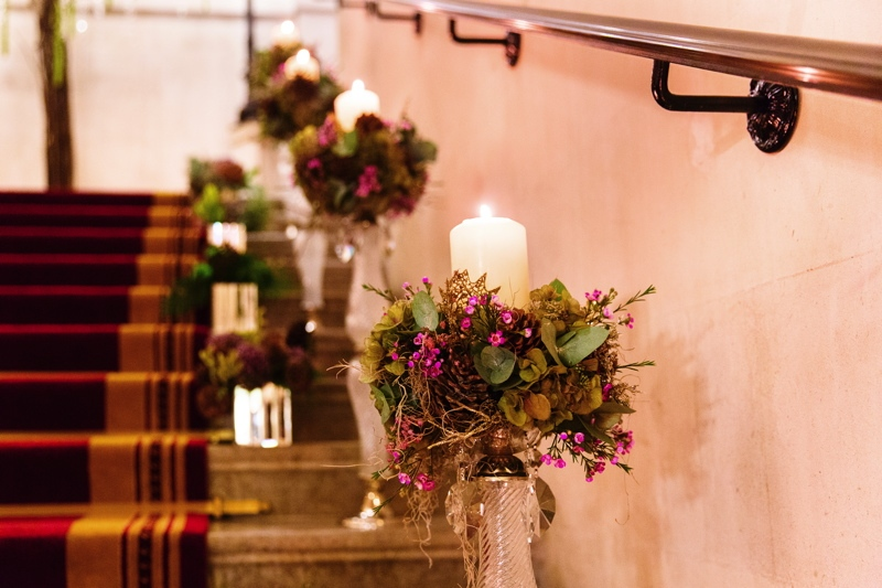 Picture Of luxurious winter opulence wedding styled shoot  8