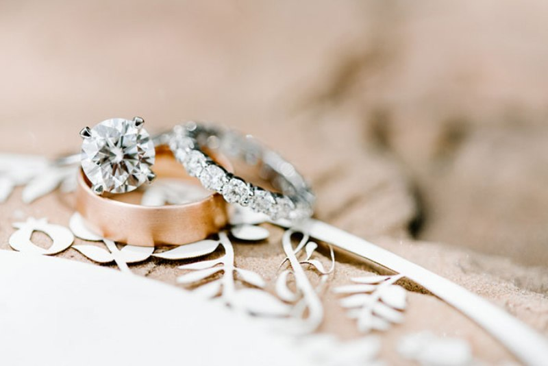 Picture Of romantic travel themed wedding in sedona  6