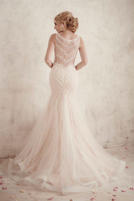 Strikingly Gorgeous Spring 2016 Bridal Dresses Collection From House Of Wu