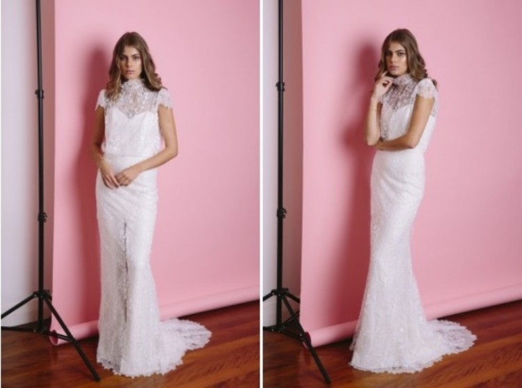 'The Sweet Nothings' 2016 Bridal Dresses Collection From Jennifer Gifford Designs