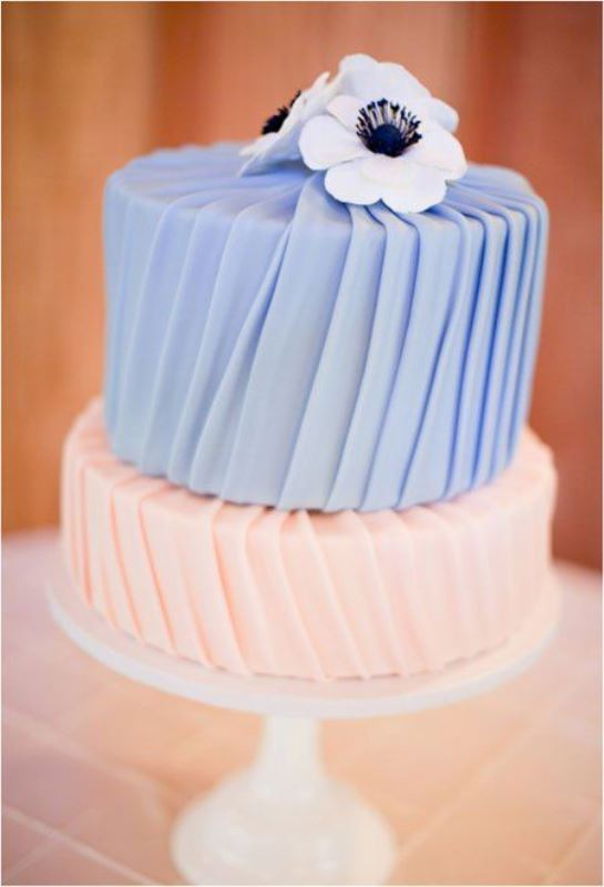 13 Loveliest Serenity Wedding Cake Ideas