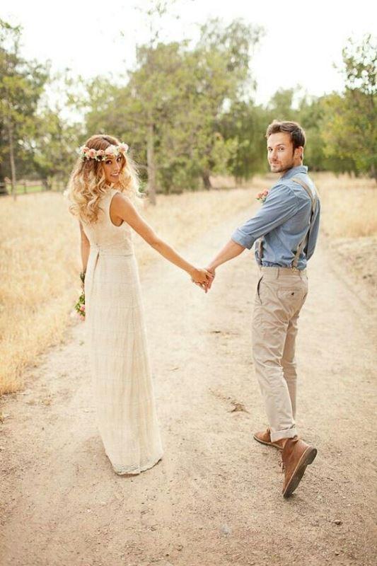 Formas mais legais de retirar o traje de noivo informal
