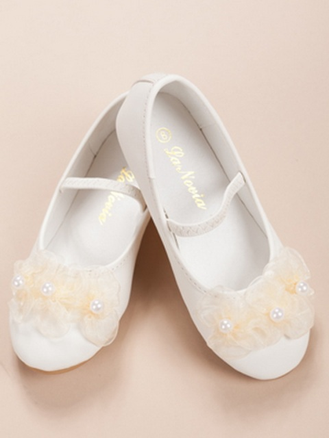 22 Cute And Sweet Shoes Ideas For Flower Girls Weddingomania
