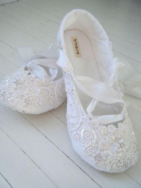 Flower Girl Shoes Flats