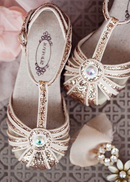 Wedding Dress Ballet Shoes