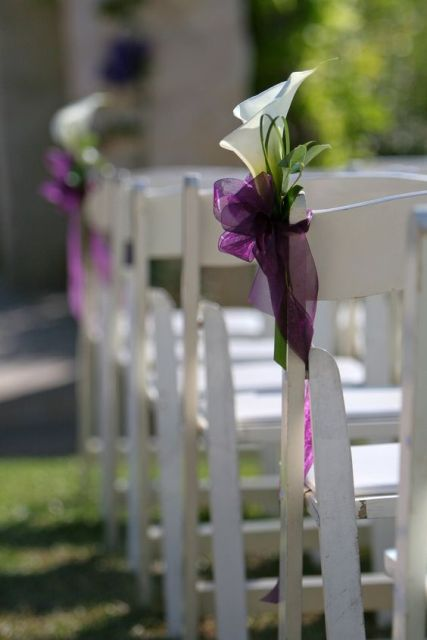 Calla Lily Decorations Wedding