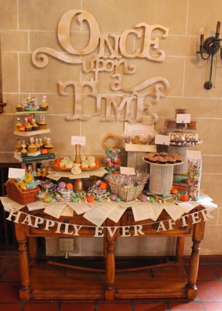 Charming Disney Wedding Theme Ideas