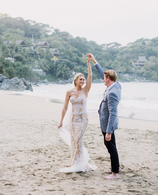 Boho Chic Destination Wedding Inspiration
