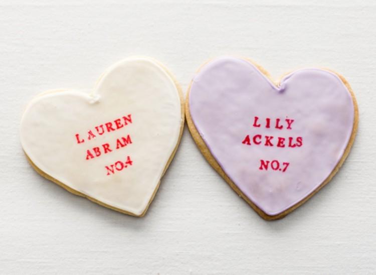 Wedding Ring Cookies 36 Ideal Cute DIY Heart Cookies