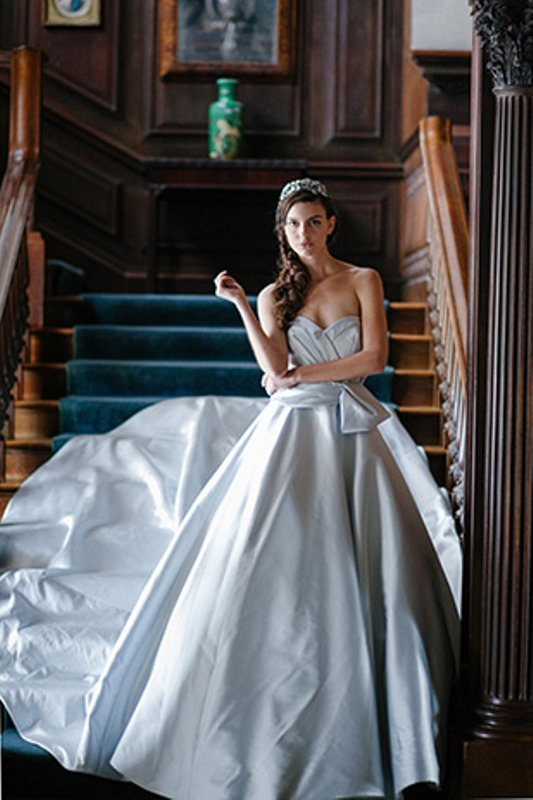 Luxurious And Sophisticated Sareh Nouri 2016 Bridal Dress Collection