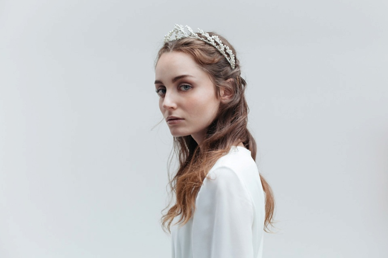 Picture Of meadowsweet bridal accessories collection from blackbirds pearl  11