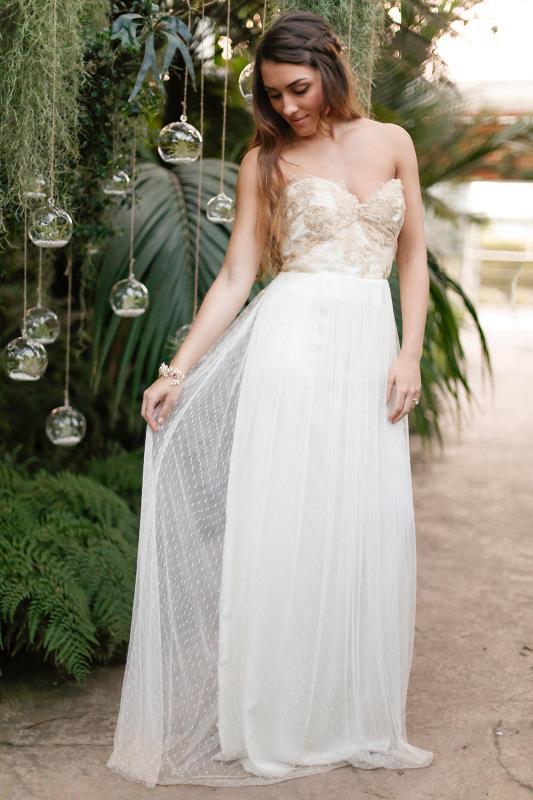 Romantic Botanical Greenhouse Wedding Inspiration